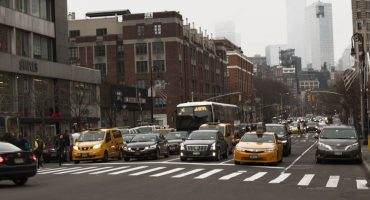 New Smart Uber Pool in Manhattan